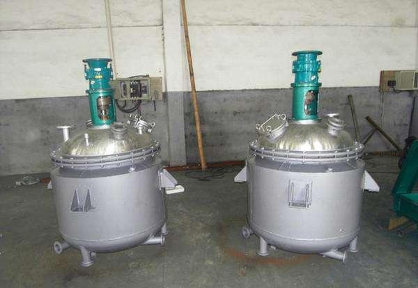电加热反应釜生产厂家--静鑫通茂